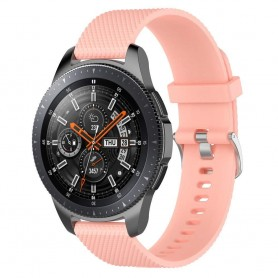 Sport Armband Samsung Galaxy Watch 46mm-Ljusrosa