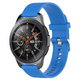 Sport Armband Samsung Galaxy Watch 46mm-Ljusblå