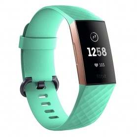 Sport Armband till Fitbit Charge 3 - Mint