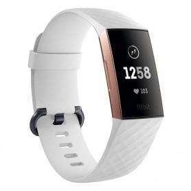 Sport Armband till Fitbit Charge 3 - Vit