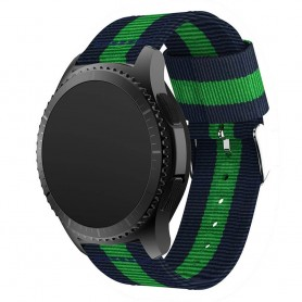 Nylon Armband Samsung Gear S3 Frontier - Classic FC4