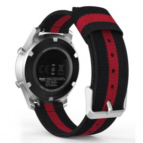 Nylon Armband Samsung Gear S3 Frontier - Classic FC5
