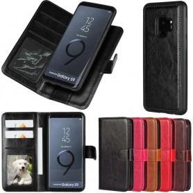 MOVE Magnetisk mobilplånbok 2i1 Samsung Galaxy S9 (SM-G960F)