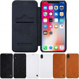 Nillkin Qin FlipCover Apple iPhone XR flipfodral mobilskal