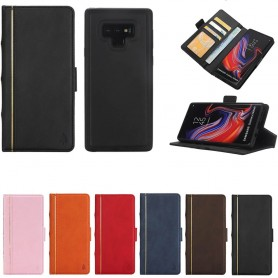 Retro Book Wallet 2i1 Samsung Galaxy Note 9 (SM-N960F)