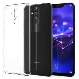 Huawei Mate 20 Lite Silikon skal Transparent mobilskal