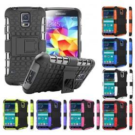 Kickstand Armor Case Galaxy S5 Mini