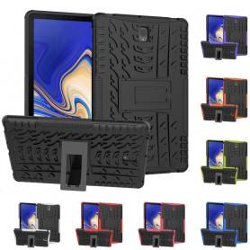 """Stöttåligt skal med ställ Samsung Galaxy Tab S4 10.5"""" sm-t830 caseonline silikonskal"""