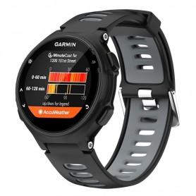 Sport Armband Garmin Forerunner 220/230/235/620/630/735XT - Svart