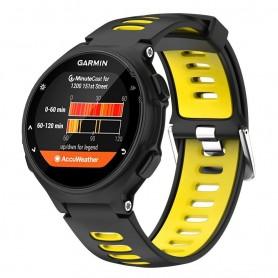 Sport Armband Garmin Forerunner 220/230/235/620/630/735XT - Gul