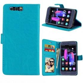 Mobilplånbok 3-kort Huawei Honor 9 - Blå
