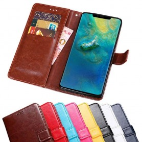 Mobilplånbok 3-kort Huawei Mate 20 Pro mobilskal fodral väska caseonline