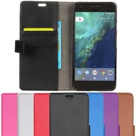 Mobilplånbok 2-kort Google Pixel xl mobilskal fodral flipskal
