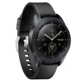 Sport Armband RIB Samsung Galaxy Watch 42mm - Svart (Small) caseonline