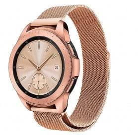 Milanese RSF stål Armband Samsung Galaxy Watch 42mm-Rosè