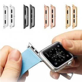 Armbands Adapter till Apple Watch 4 (44mm) använd vanliga armband CaseOnline.se