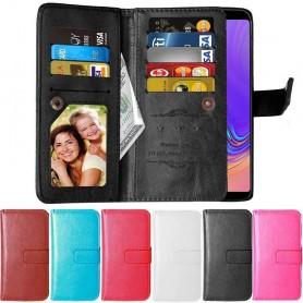 Dubbelflip Flexi 9-kort Samsung Galaxy A9 2018 (SM-A920F)