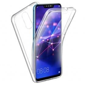 360 heltäckande silikon skal Huawei Mate 20 Lite (SNE-LX1)