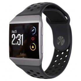 EBN Sport Armband Fitbit Ionic - Svart klockarmband