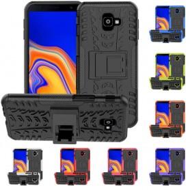 Stöttåligt skal Samsung Galaxy J4 Plus (SM-J415F) mobilskal med ställ caseonline