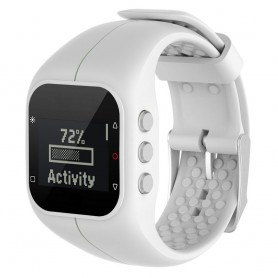 Sport Armband till Polar A300 klock armband - Vit