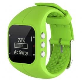 Sport Armband till Polar A300 klockarmband tilbehör - Lime