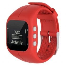 Sport Armband till Polar A300 klockarmband - Röd