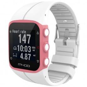 Sport Armband till Polar M400 / M430HR - Vit