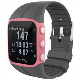 Sport Armband till Polar M400 / M430HR - Grå