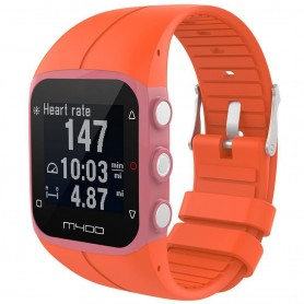 Sport Armband till Polar M400 / M430HR - Corall