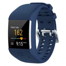 Sport Armband till Polar M600 - Mörkblå