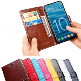 Mobilplånbok 3-kort Samsung Galaxy S10 (SM-G970)