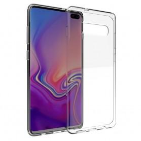 Silikon skal Transparent Samsung Galaxy S10 Plus (SM-G975F) mobilskal caseonline
