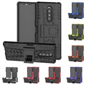 Stöttåligt skal med ställ Sony Xperia XZ4 mobilskal skydd caseonline