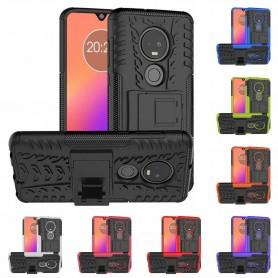 Stöttåligt skal med ställ Motorola Moto G7 (XT1962) mobilskal silikonskal caseonline