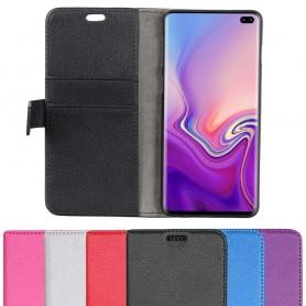 Mobilplånbok 2-kort Samsung Galaxy S10 Plus (SM-G975F)