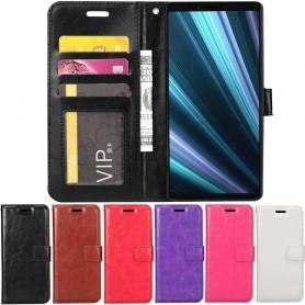 Mobilplånbok 3-kort Sony Xperia 1 (I8134)