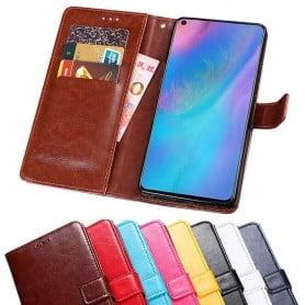 Mobilplånbok 3-kort Huawei P30 Pro mobilskal fodral väska caseonline