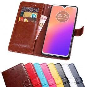 Mobilplånbok 3-kort Motorola Moto G7 (XT1962)