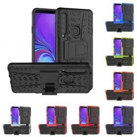Stöttåligt skal med ställ Samsung Galaxy A9 2018 (SM-A920F) mobilskal silikon skal caseonline