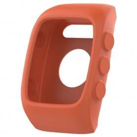 Silikon skal Polar M400 / M430HR - Orange