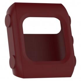 Silikon skal Polar V800 - Röd