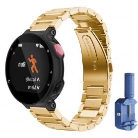 Armband RSF Garmin Forerunner 220/230/235/620/630/735XT - Guld