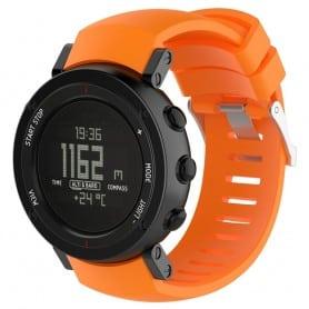 Sport Armband till Suunto Core ALU Black - Orange