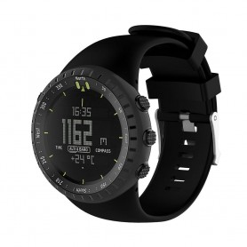 Sport Armband till Suunto Core ALL Black - Svart