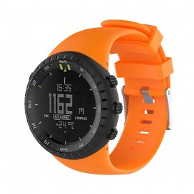 Sport Armband till Suunto Core ALL Black - Orange