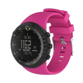Sport Armband till Suunto Core ALL Black - Rosa