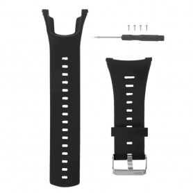 Sport Armband till Suunto Ambit Series 1/2/3 - Svart