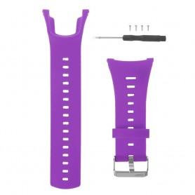 Sport Armband till Suunto Ambit Series 1/2/3 - Lila
