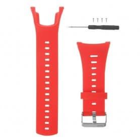 Sport Armband till Suunto Ambit Series 1/2/3 - Röd
